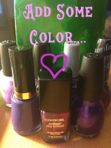 Try A New Color……Fun & Fabulous Fashion Friday