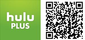 QR Hulu Plus