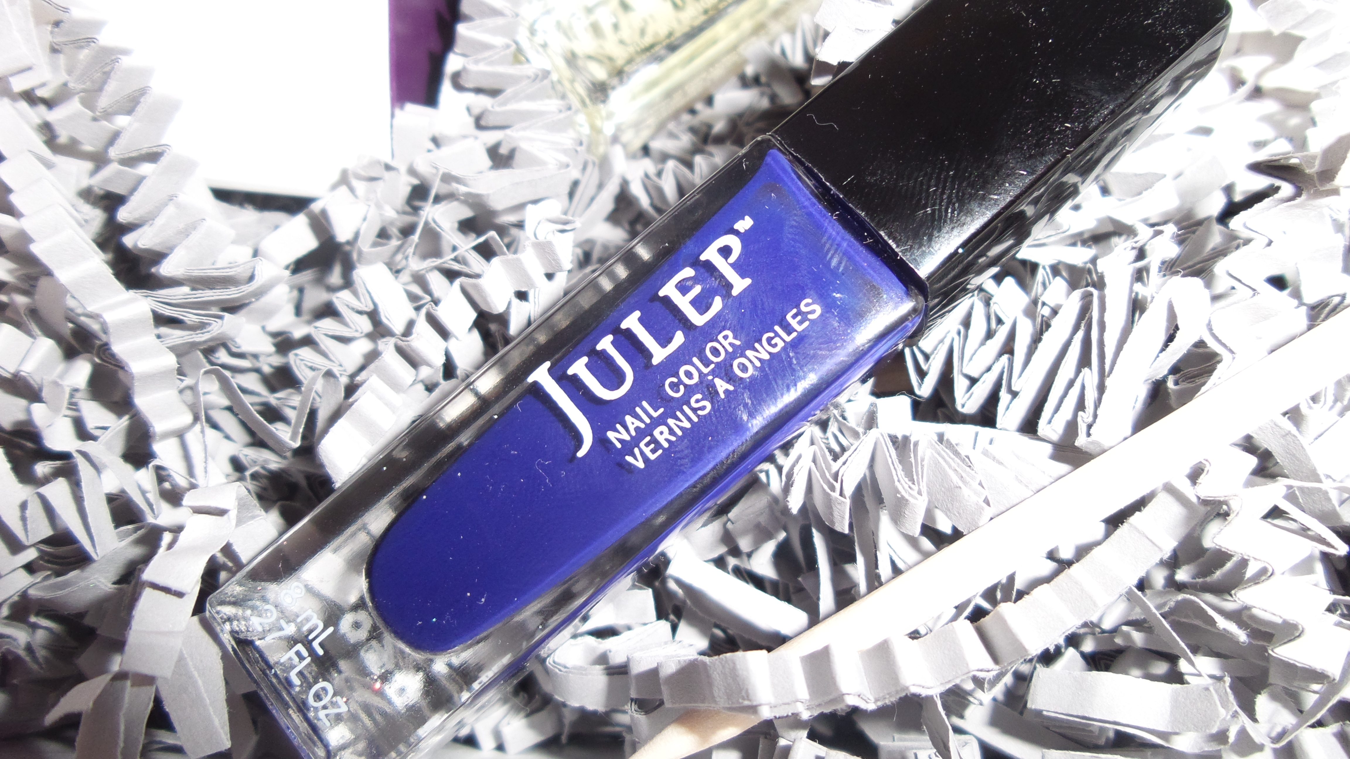 Get FREE Nail Color One of my Julep colors from one of the other boxes.. I love it... Char is the color.