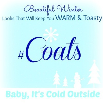 Baby It's Cold Outside… Coats That Will Help Fight The Cold