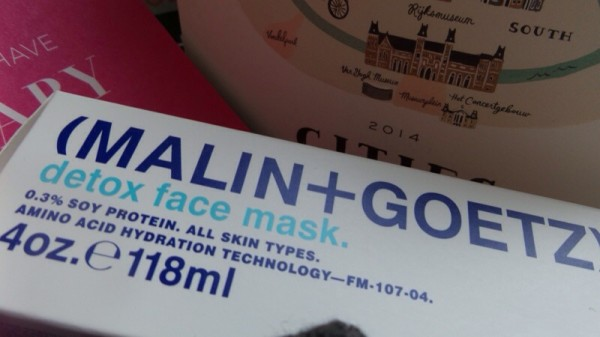 Malin Face Mask http://www.girlfriendswithgoals.com/janpop
