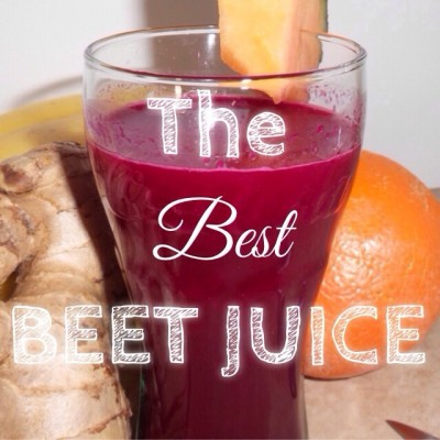 The Best Beet Juice I've Ever Had… My Favorite #Juice #Healthy #Drinks