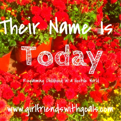 Book Review: Their Name Is Today Reclaiming Childhood in a Hostile World #Children