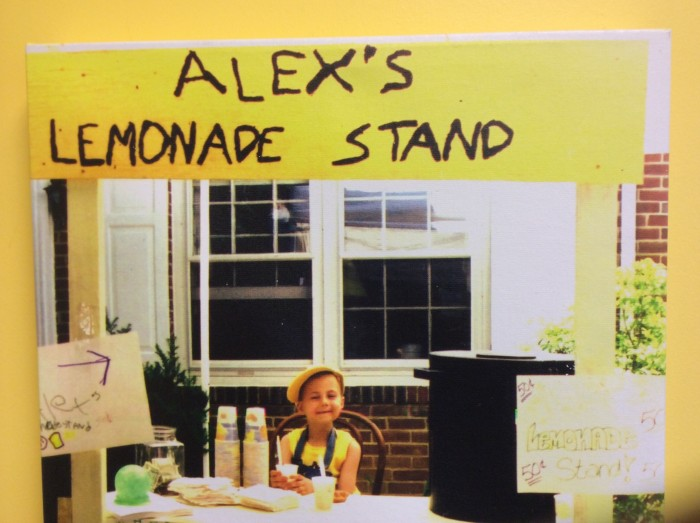 alex at her stand.JPG
