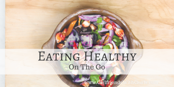 How To Eat Healthy On The Go! Could Shakes Be The Answer