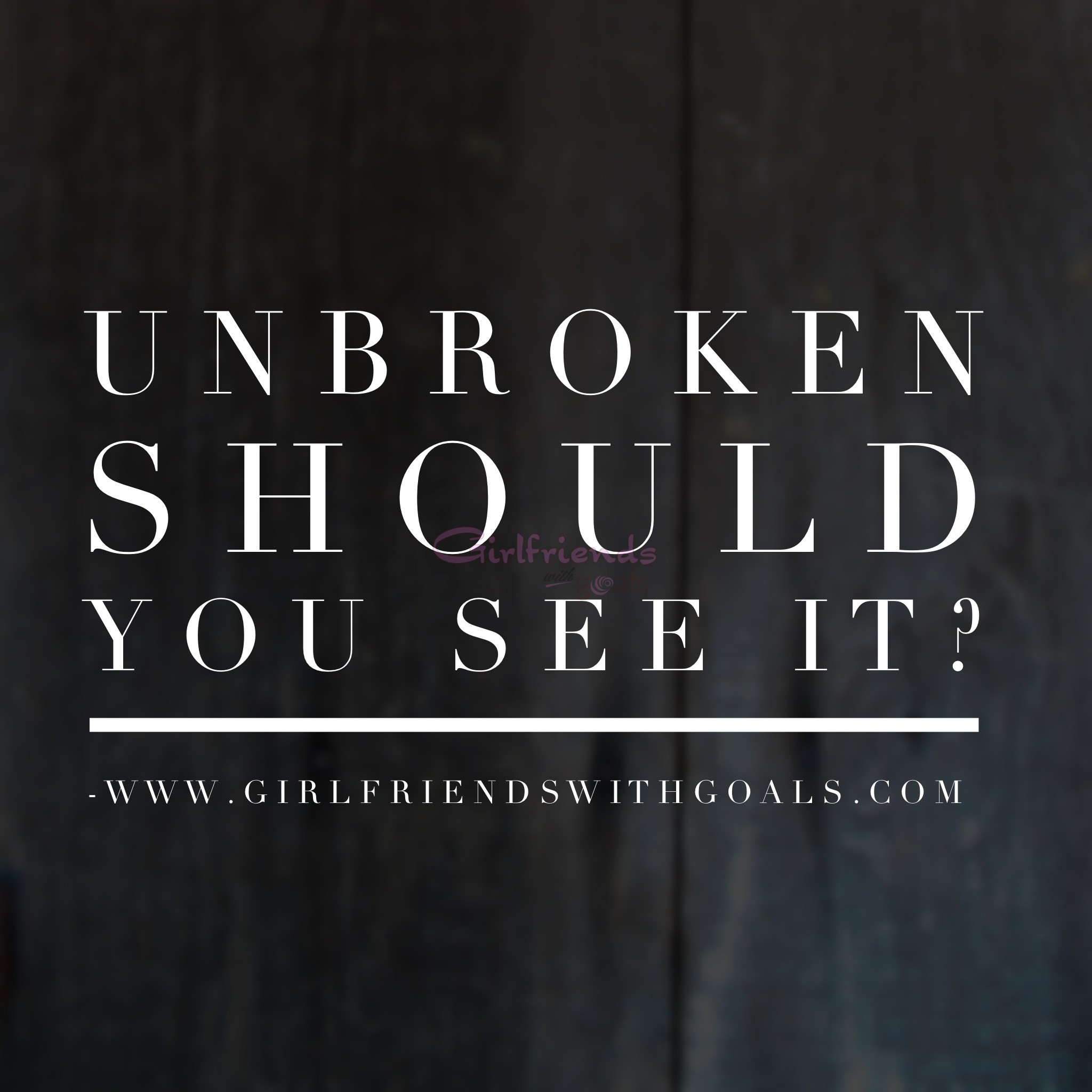 Unbroken Quotes Unbroken Should You Go See Itmy Answer Is Going To Surprise You