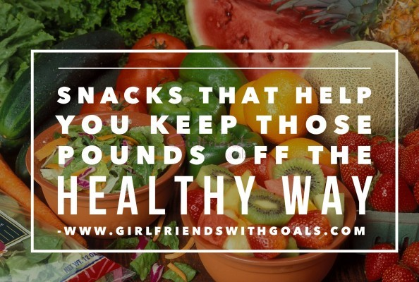 Healthy Snacks That Help You Keep Those Extra Pounds OFF #SensibleSnacks Ep 2