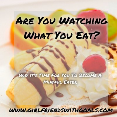 Why You Should Be Watching What You Eat?