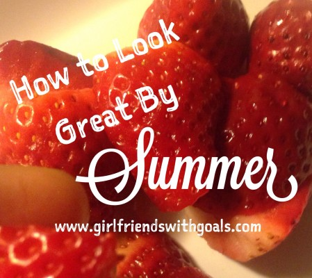 If You Want To Look Great By Summer, Try This Easy Technique? #CleanEating #TradeUp