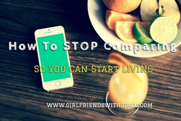 Have You Been Robbed?  How To Stop Comparing And Start Living #Book Review