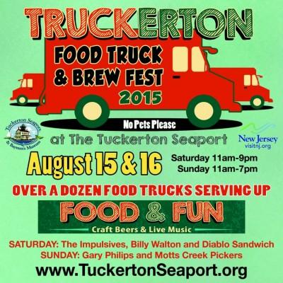 Family, Food And Fun #Truckerton