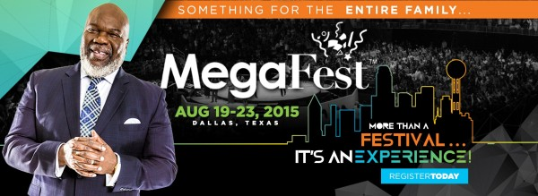 The Event You Don't Want To Miss #MegaFest