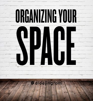 Organize Your Life – Start At Home