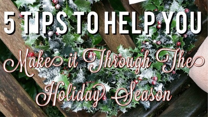 5 Tips To Help You Keep Your Cool This Holiday Season