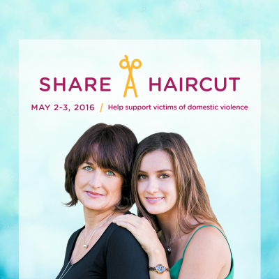 Every Cut Counts.. How Your Haircut Can Help DV Victims.