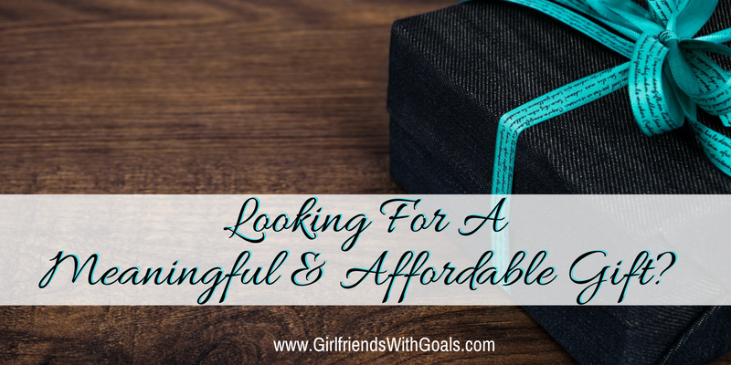 affordable & meaningful gifts