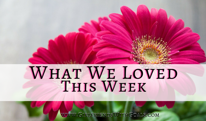 what we love