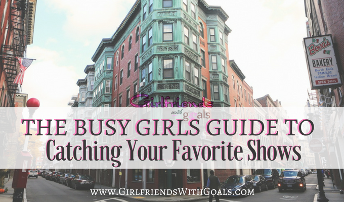 The Busy girls guide