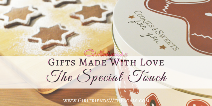 Gifts From The Heart: Why We're Making Cookies