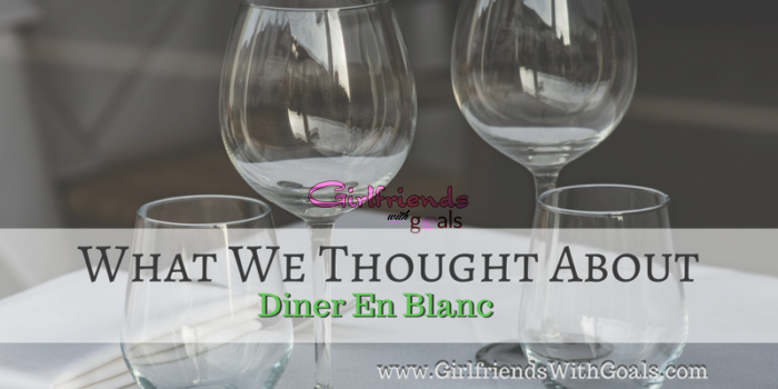 What Is #DinerEnBlanc And Should You Go? #DinerEnBlanc